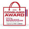 Kind + Jugend Consumer Award 2018 Γαλλία