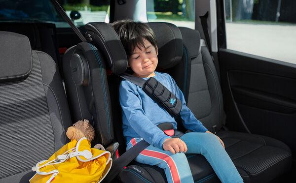 Максимальный комфорт для всех пассажиров