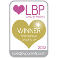 Award Loved by Parents UK 2012