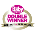 Double Winner Award Prima Baby & Pregnancy UK 2009
