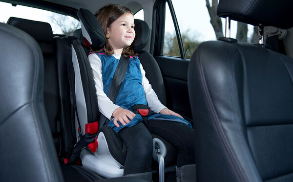 Advanced safety performance for all ages