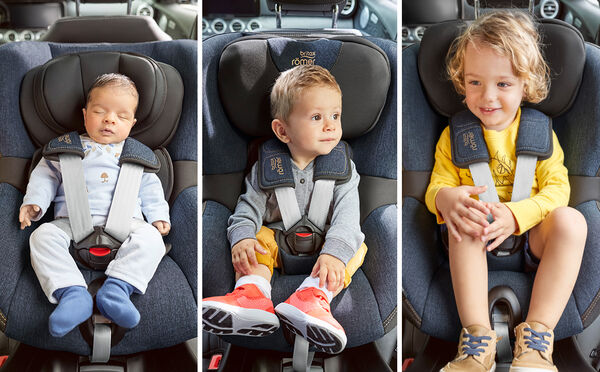 4 years, 200 weeks, 1500 days, 1 car seat – constantly comfortable