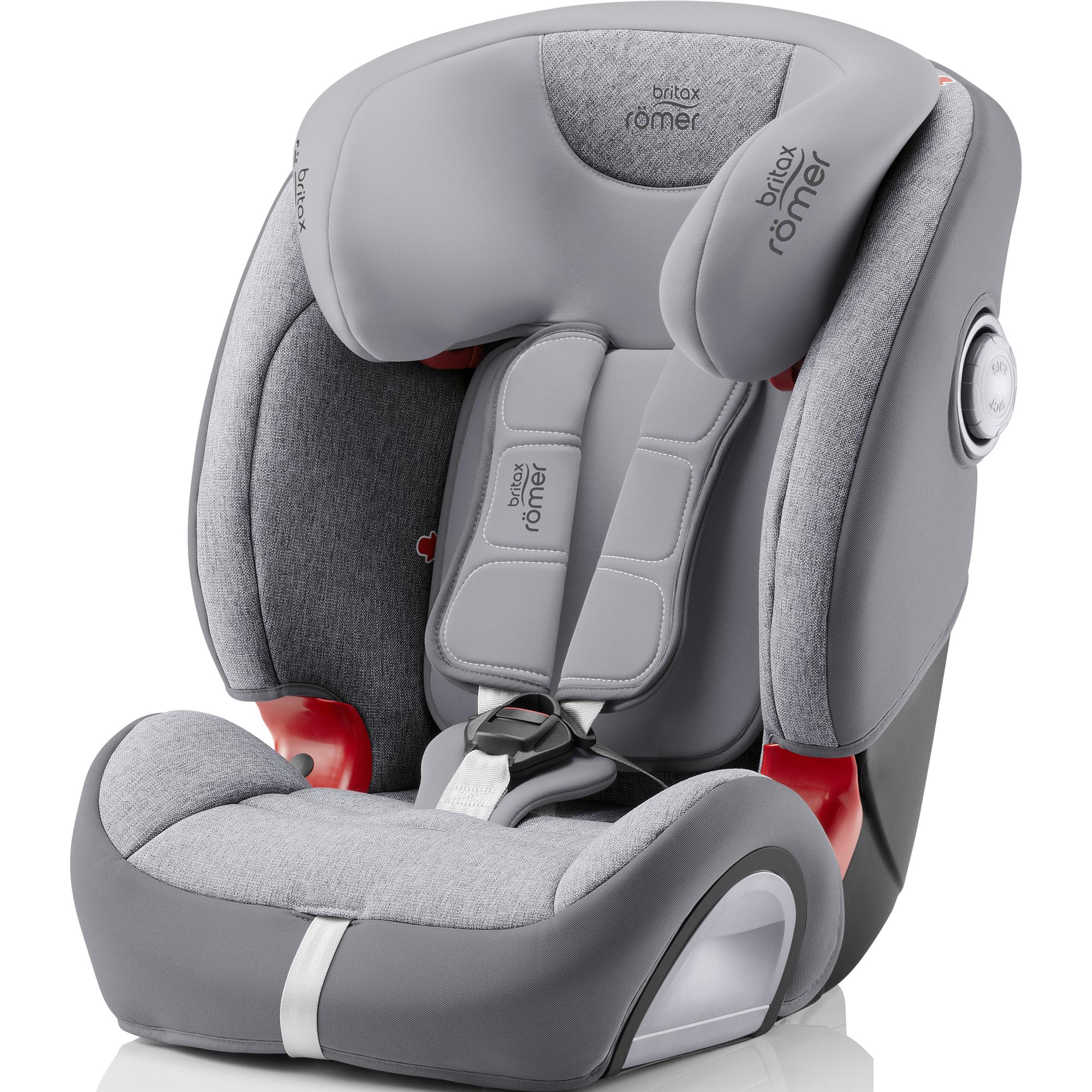 storm grey Britax R/ömer Kidfix XP SICT Black Series Autositz Gruppe 2//3 15-36 kg Kollektion 2018