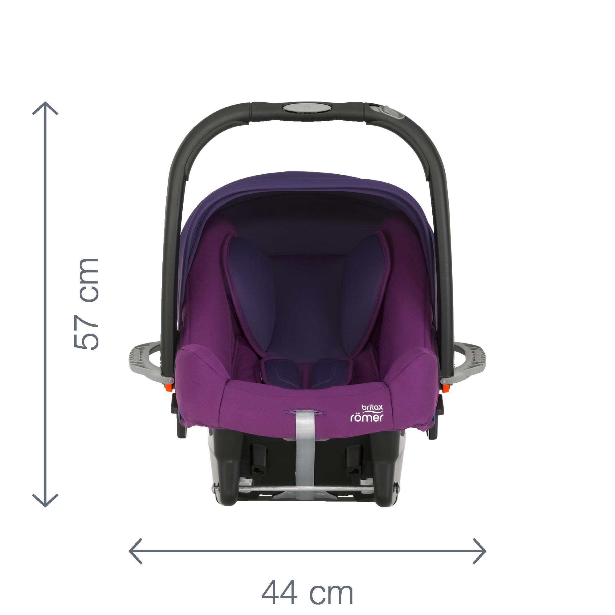 britax baby safe plus shr ii