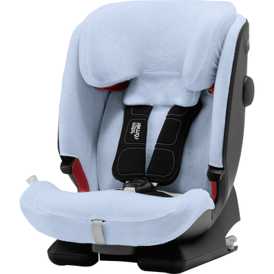 Britax Summer Cover - ADVANSAFIX IV Blue