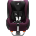 Britax MAX-WAY PLUS Burgundy Red