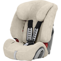 Britax Summer Cover - EVOLVA 1-2-3 (PLUS) Beige