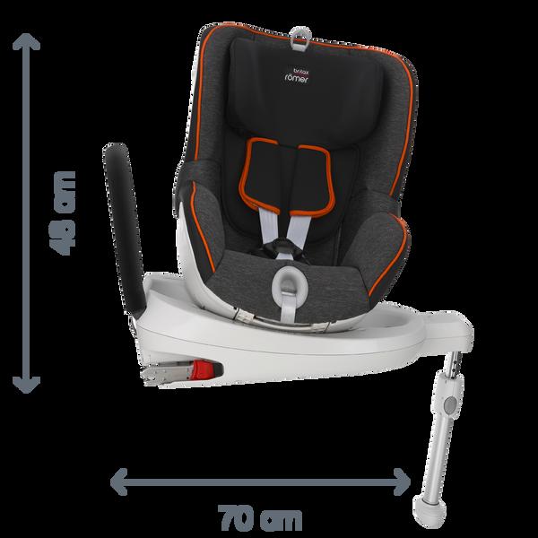 Dualfix Car Seat Britax Rmer