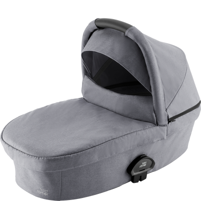 Britax Carrycot – SMILE III Frost Grey, Black