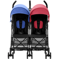 Britax BRITAX HOLIDAY DOUBLE Blue/Red