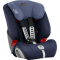 Britax EVOLVA 1-2-3 PLUS Moonlight Blue