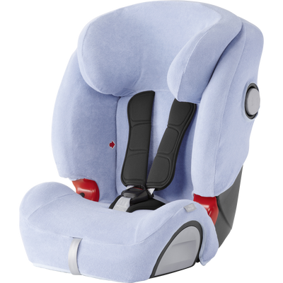 Britax Summer Cover - EVOLVA 1-2-3 SL SICT Blue