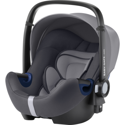 Britax Baby Safe C2 B2 I Size Storm Grey