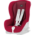 Britax Spare Cover - DUO PLUS Flame Red